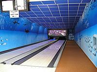 Bowling Sports KOTELNA, Struhlovsko 1218, Hranice na Moravě – 2 dráhy UV,šňůrové stavěče Vollmer, scoring KBC04W s řídícím PC, rok výstavby 2003, modernizace scoringu 2008