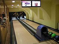 Bowling Stod, U Elektrárny, Stod – 2 dráhy UV, šňůrové stavěče Vollmer, scoring KBC04W, rok výstavby 2009