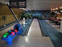 Bowlingový klub SCI, Vyskytná nad Jihlavou 104 – 2 dráhy UV, šňůrové automaty Vollmer, scoring KBC04W, rok výstavby 2002, v roce 2008 provedena rekonstrukce scoringu