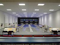 KK Pobedim, Pobedim 362 – sportovní kuželna, 4 segmentové dráhy UV, stavěče Vollmer, PC systém Controlcenter Vollmer, rok výstavby 2005